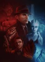 M.E. Noire by Kaeldahn