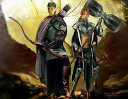 Seven Swords: No Passage by liquidd-1