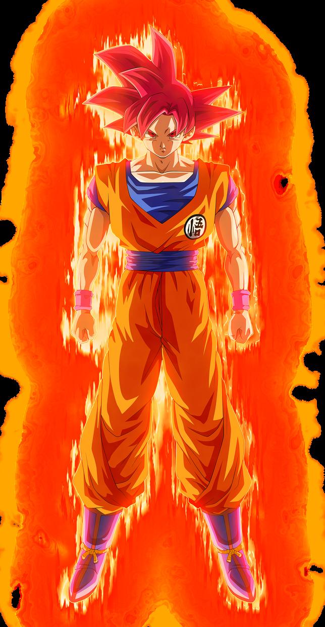 SSG Goku by blackflim
