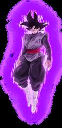 Goku Black by blackflim