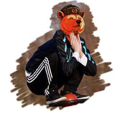 slav bear by blackflim