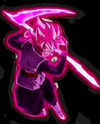 Goku Black SSR (not perfect, but it works) by blackflim