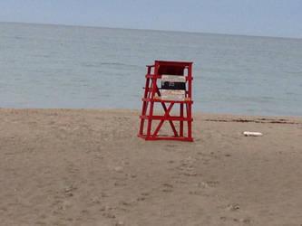 Beach by 68cupcake