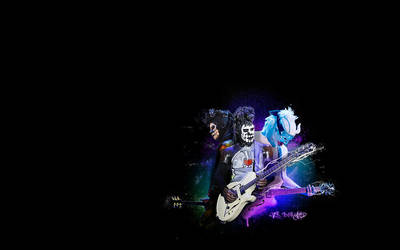 Wes borland by gretzky