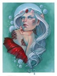 La Mer by Jessibels