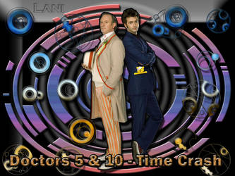 Doctors 5 and 10 by lanibb