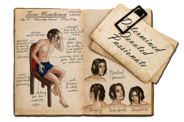 OC-T: Toivo's profile by MissSleeper