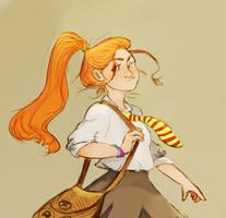 Ginny by asimovs