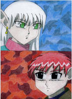 Like Brother Like Sister by yugi-chan-0taku