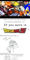 If u were in DBZ meme by yugi-chan-0taku