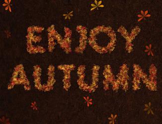 Autumn by Lywenna