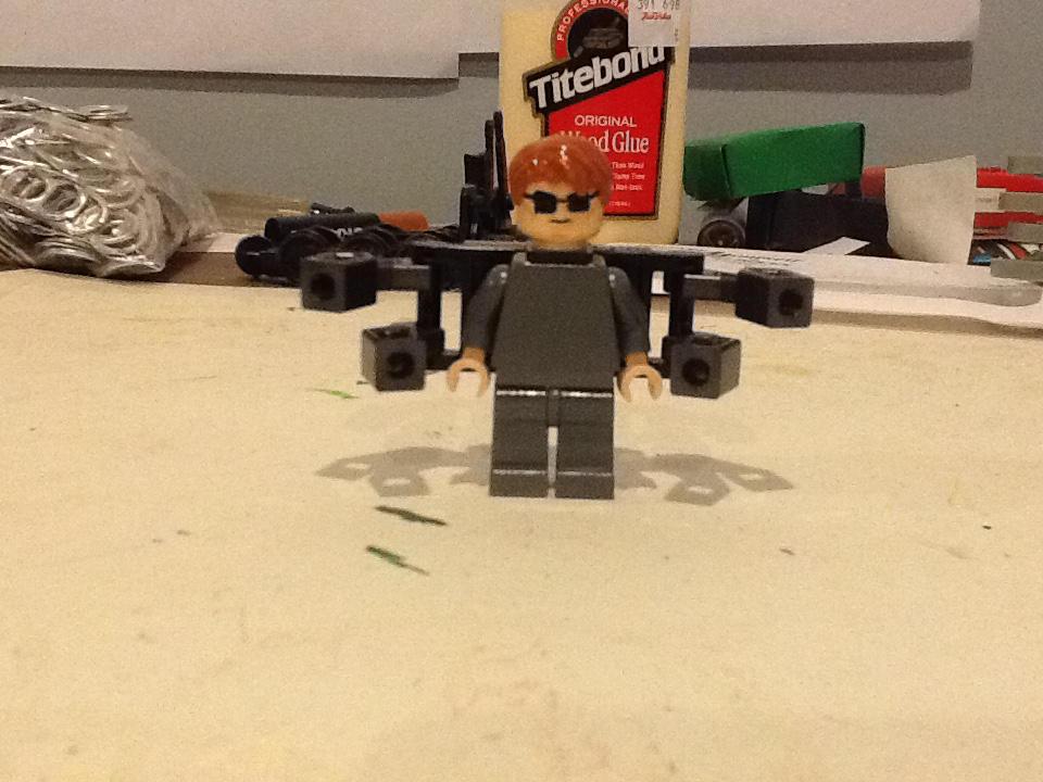 Lego custom Dr. Octagonapus by ATB1996