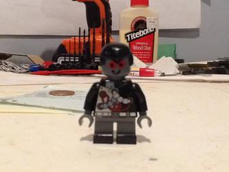 Lego custom OC Haulride (READ DESCRIPTION) by ATB1996