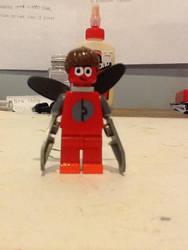 Lego custom OC Helicopter girl (READ DESCRIPTION) by ATB1996