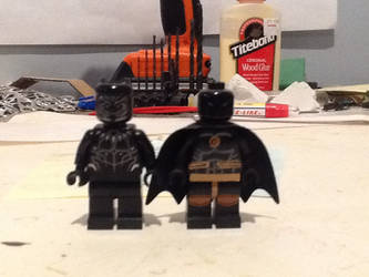 Lego Black Panther Comparison by ATB1996