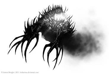 Shadow Demon by AustenMengler