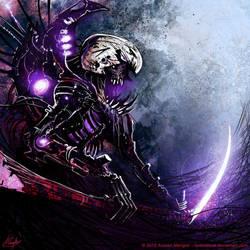 Robo-Reaper by AustenMengler