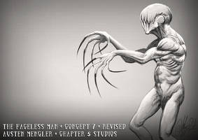The Faceless Man - Concept 7 by AustenMengler