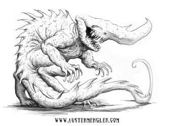 Kaiju by AustenMengler
