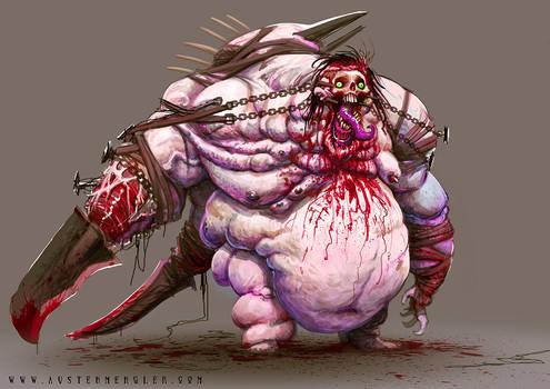 The Gluttonator by AustenMengler