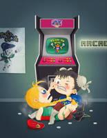 CATFIGHT! - Capcom Fighting Tribute by cecilliahidayat