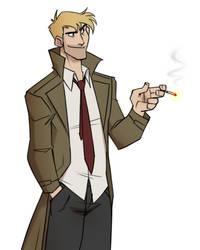 John by cartoonjunkie