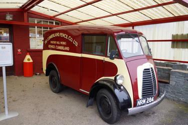 The car of pencil museum in Keswick by soerjatmodjo
