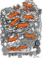 WIP Fox Art by SoundsWay