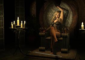 Throne Room II by hhemken