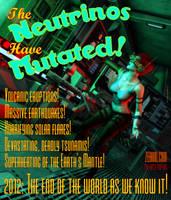 The Neutrinos Have Mutated by hhemken