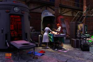 Secret Lab by hhemken