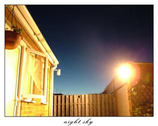 Night Sky by neverlution