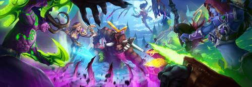 Hello, Blizzard! by Alex-Sap