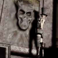 .:Shhh...The Walls Talk:. by mzebony