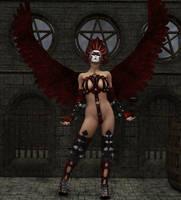 .:Mystic Angel:. by mzebony