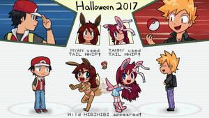 Halloween 2017 Wallpaper by radstylix