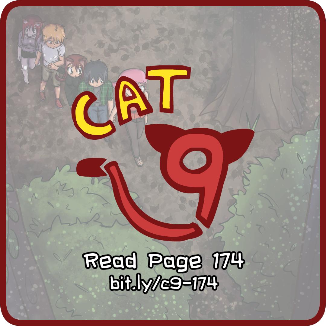 Cat Nine 174 - The Waywoods by radstylix