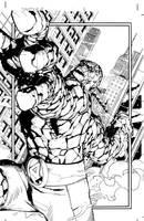 Marvel Adv Fantastic 4 pg 1 by guisadong-gulay
