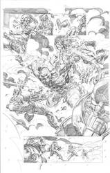 Rampaging Hulk by guisadong-gulay