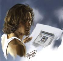 Heroes - Isaac Mendez by guisadong-gulay