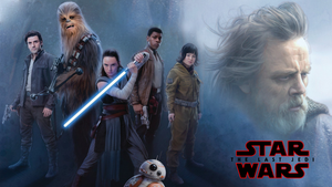 Star Wars The Last Jedi Wallpaper (Resistance) by Spirit--Of-Adventure