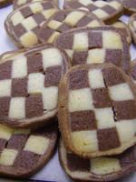 Checkerboard Cookies by Heidilu22