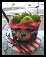 Green Apple Cake by Heidilu22