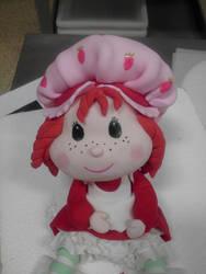 Strawberry Shortcake Doll by Heidilu22