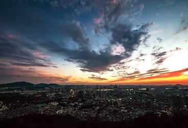 Seoul by Joetjuhh