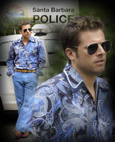 James Roday - Shawn Spencer by Gala000085