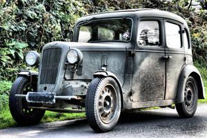Vintage Car by Deb-e-ann