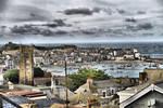 St Ives Harbour by Deb-e-ann