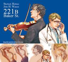221B Baker St. by J1-junichi