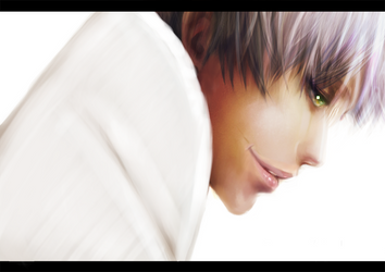 _Ichimaru Gin_ by BAN---KAI